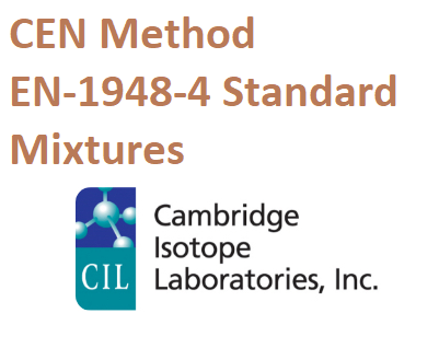 Chất chuẩn Mix theo CEN Method EN-1948-4 -  determination of dioxin-like PCBs from stationary sources